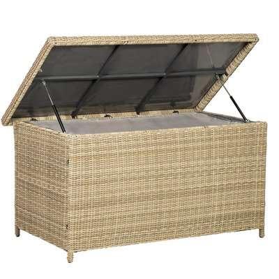 Wentworth Outdoor Storage Box Beige