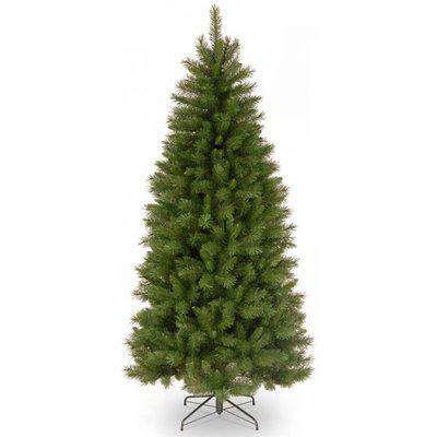 5ft Winchester Pine Slim Christmas Tree Green