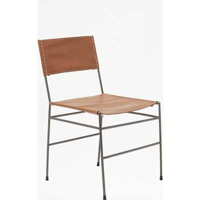 Capri Caramel Chair - caramel