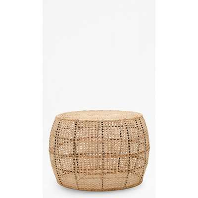 French Cane Coffee Table - natural