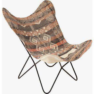 Havana Butterfly Chair - pink