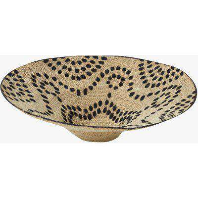 Seagrass Decore Wall Art Basket - natural