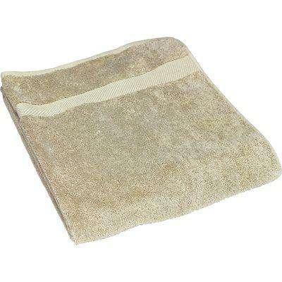 Loft Combed Cotton Bath Sheet Oatmeal