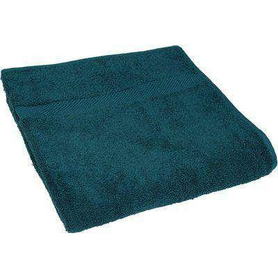Loft Combed Cotton Bath Towel Teal
