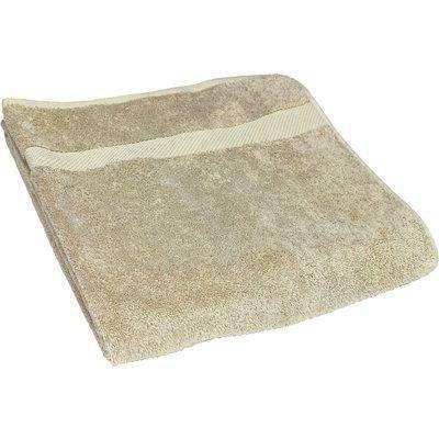 Loft Combed Cotton Bath Towel Oatmeal