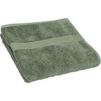 Loft Combed Cotton Hand Towel Eucalyptus