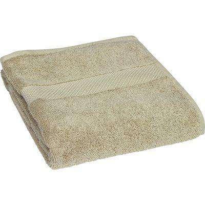 Loft Combed Cotton Hand Towel Oatmeal