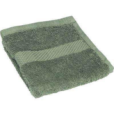 Loft Combed Cotton 4 Pack Face Cloth Eucalyptus