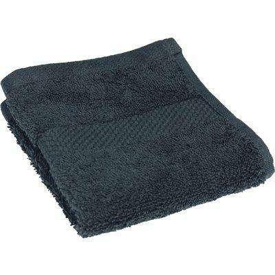 Loft Combed Cotton 4 Pack Face Cloth Blue Slate
