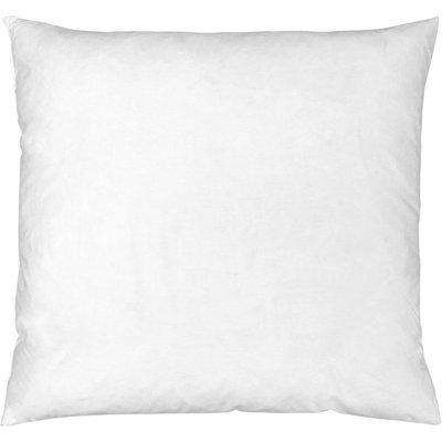 Duck Feather Cushion Pad/Inner White