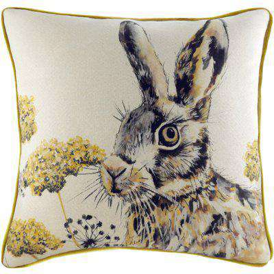 Elwood Hare Cushion Multicolour