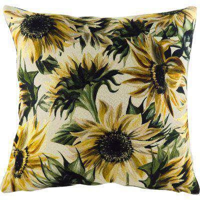Elwood Sunflower Cushion Multicolour