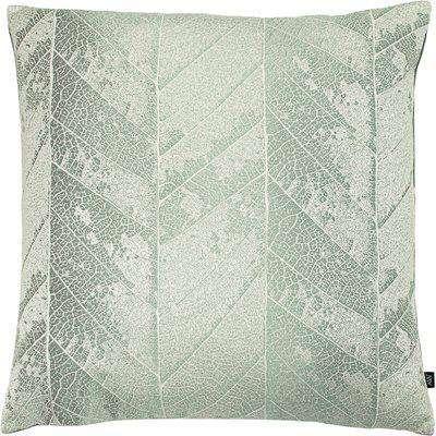 Myall Jacquard Cushion Celadon/Eau De Nil