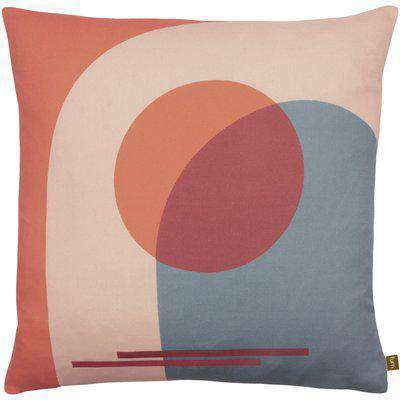 Sun Arch 100% Recycled Cushion Red