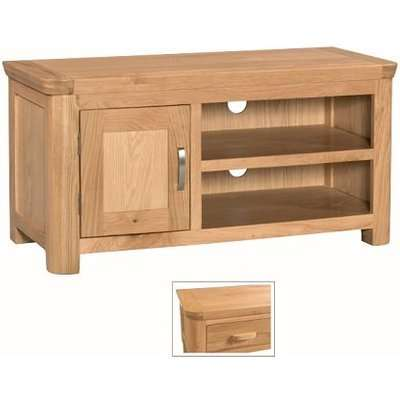 Empire Wooden TV Stand With 1 Door With Shelf