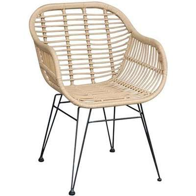 Hadley Wooden Carver Dining Chair