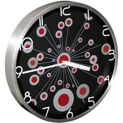 Radial Wall Clock