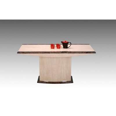 Retro Marble Dining Table Only