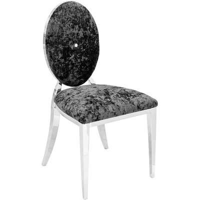 Silvia Contract Dining Chair With Robus Steel Legs