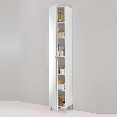 Tarragona Wall Mounted Bathroom Cabinet In White