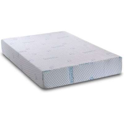 Visco 1000 Premium Memory Foam Firm Small Double Mattress