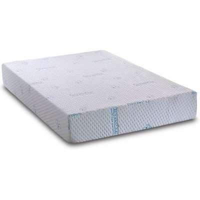 Visco 1000 Premium Memory Foam Firm Super King Size Mattress