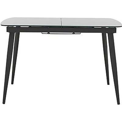 Ace Small Extending Dining Table - White