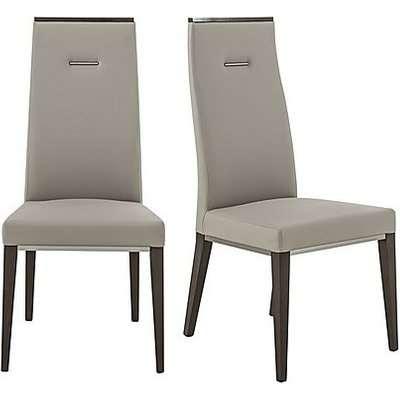 ALF - Corrado Pair of Dining Chairs