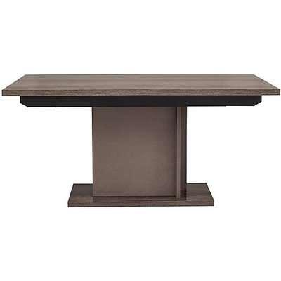 ALF - Soprano Dining Table - Brown