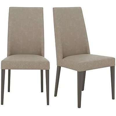 ALF - Trillo Pair of Dining Chairs - Beige
