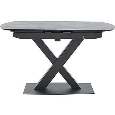 Arctic Extending Dining Table - Grey