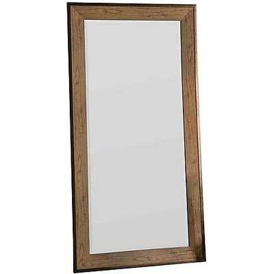 Barrington Leaner Mirror - Brown