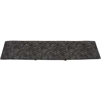 Earth Dining Bench Pad - 180-cm - Grey