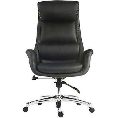 East River Ambassador Office Chair - Black