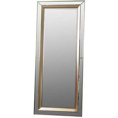 Emmy Leaner Mirror - Gold