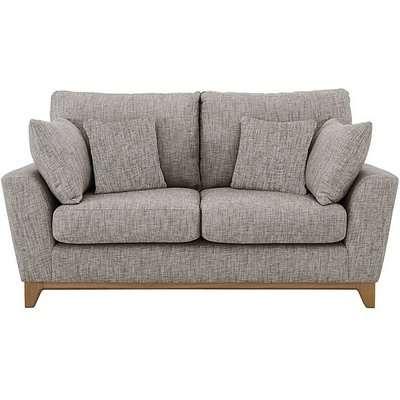Ercol - Novara Medium Fabric Sofa