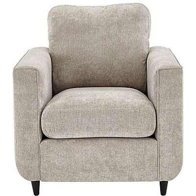 Esprit Fabric Armchair - Silver
