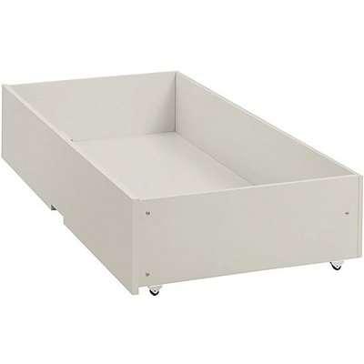 Faye Under Bed Drawer - White