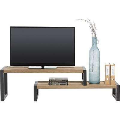 Habufa - Detroit TV Stand Set - Brown