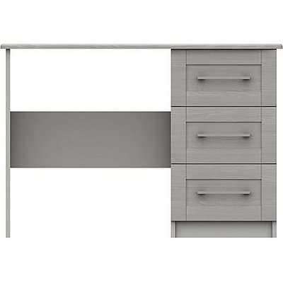 London Bedrooms - Fenchurch Dressing Table - Grey