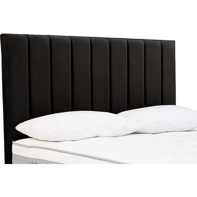 Mammoth - Seagram Floor Standing Headboard - Super King - Black