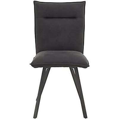 Moon Dining Chair - Black