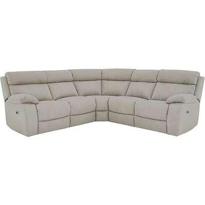 Moreno SD Ultra Soft Fabric Power Recliner Sofa
