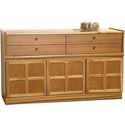 Nathan - Classic Buffet Sideboard - Brown