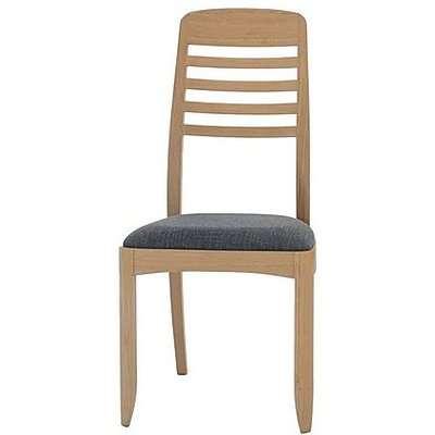Nathan - Shades Ladder Back Dining Chair - Grey