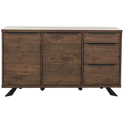 Sapporo Large Sideboard - Brown