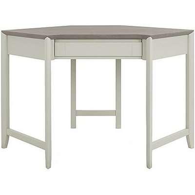 Skye Corner Desk - Grey