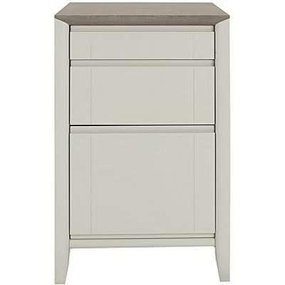 Skye Filing Cabinet - Grey