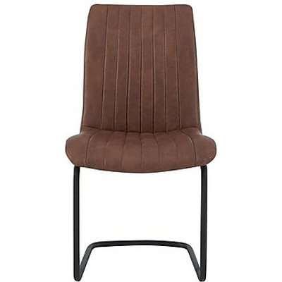 Terra Dining Chair - Brown