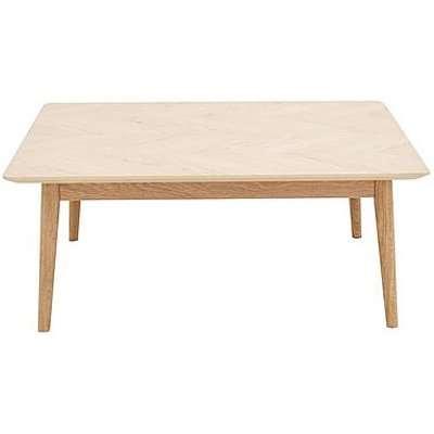 Walker Coffee Table - Brown